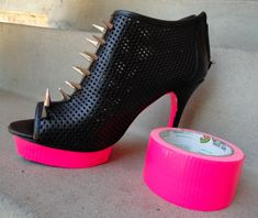 20 DIY Shoe Makeover Ideas