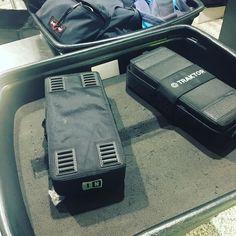 My music detonators  #tixilife #dj #djlife #airports #airport #tixi #digitalnomad #traktor #happy #goodmorning #buongiorno #picsoftheday #nativeinstruments @nativeinstruments