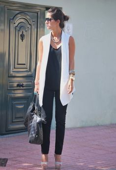 how to wear a summer vest - Google Search