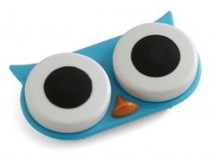 Give a HOOT about your contact lenses!  This owl contact lens case is adorable. - $5.99