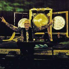 3 es confirmación. #gong #gongbath #7chakras #kalygong