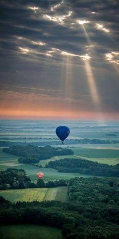 Vers le soleil (toward the sun) • photo: RV BO on 500px