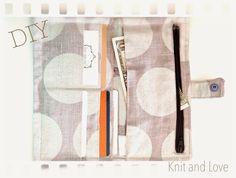 Ideas que mejoran tu vida Couture, Knitting, Handmade, Love, Diy, Bags, Fabric Wallet, Tuto Couture Facile, Fun Crafts