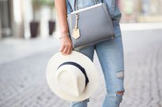 DENIM TOTAL LOOK IDEE OUTFIT - FASHION BLOGGER  http://www.scentofobsession.com/2014/06/denim-total-look-idee-outfit