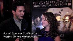 Josiah Spencer,  Return To The Hiding Place, Sundance 2014
