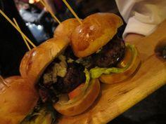 Pub Burger--New on the DC Happy Hour menu