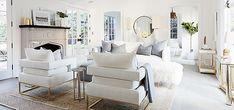 Blanco Interiores: Esta sala, tem a minha cara!!!