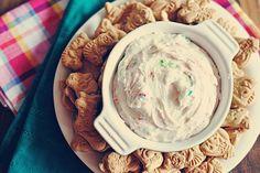 Funfetti dip - low fat!