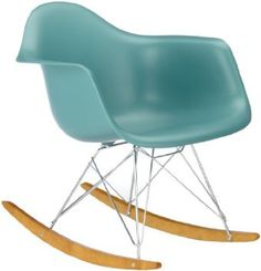 I want it in this colour! Eames rocking chair