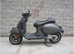 matte vespa super 300 - Google Search