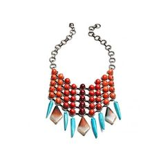 DANNIJO Kacy Necklaces ($595) ❤ liked on Polyvore