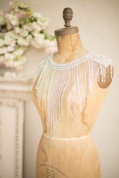 Katerina Shoulder Necklace