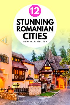 Planning to visit Romania? This travel guide will tell you the most beautiful Romanian cities you absolutely need to visit! #nomadparadise #romania Travel Articles, Europe Travel Tips, Travel Photos, Travel Guide, Visit Romania, Group Travel, Most Beautiful Cities, Travel Couple, Solo Travel