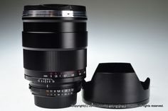 Carl Zeiss Distagon T * 35mm f/1.4 ZF.2 for Nikon Excellent+ #Zeiss