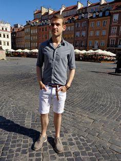 Diy shorts, ecco