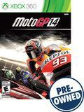 MotoGP 14 - PRE-Owned - Xbox 360, Multi, PREOWNED