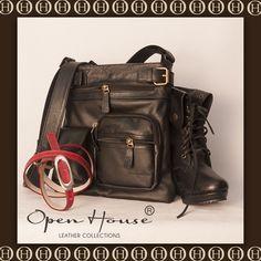 Las casualidades no existen, solo el estilo casual. info. www.openhouse.com.co #moda #openhouse #openhousecuerocolombiano #boutique #bags #carteras