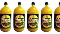 It's not Zimbabwe, without Mazoe! Although nowadays it makes people cough.  Can't be good!