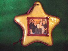 DIY Christmas Ornament- Polymer Clay