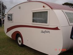 Vintage Caravans — Australia's Touring Heritage