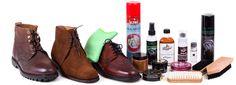 Schuhpflege für den Herbst