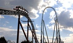 My favourite ride. Stealth at Thorpe Park. Merlin Entertainments, Roller Coaster Ride, Roller Coasters, Thorpe Park, Riders On The Storm, Park Resorts, Europe, Entertaining, Amusement Parks