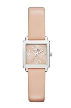 Marc by Marc Jacobs Katherine Strap watch in Rose. Named after me therefore I must have it!