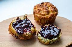 zdrave-dobroty | Citrónové muffiny
