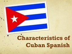 The island of Cuba, along with Puerto Rico and the Dominican Republic, were the first places the Spanish colonizers arrived in the Americas and from there they made expeditions to the continent. Spanish Lessons For Kids, Learning Spanish, Cuba Travel, Travel List, Cuba Quotes, Cubans Be Like, Cuban Spanish, Spanish People, Viva Cuba