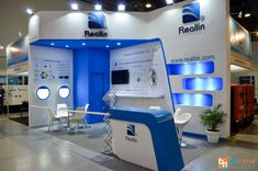 Exhibit stand & booth designs with a touch of modern interiors ➤trade shows and interior designs by Benew ✔ maximum impact ✔ unique designs ✔ fresh ideas Modern Interior, Interior Design, Exhibition Booth, Booth Design, Trade Show, Philippines, Nest Design, Home Interior Design, Interior Designing