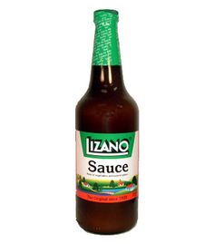Lizano Sauce: Made from fresh vegetables and natural condiments, this sauce is the pride of Costa Rica since 1920 and goes hand-in-hand with black beans & rice, chicken, fish, red meat, and just about anything you can think of. #Condiments #Lizano_Sauce