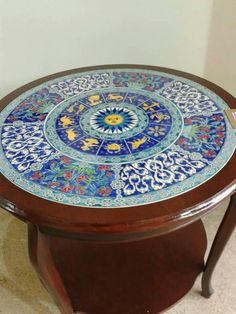 2014 Tile Murals, Tile Art, Tiles, Turkish Art, Pottery Studio, Craft Work, Decoration, Boho Decor, Ceramic Art