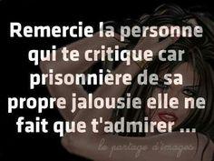 Citation Favorite Quotes, Best Quotes, Words Quotes, Sayings, Quote Citation, French Quotes, Think, Powerful Words, Positive Attitude