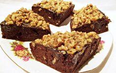 Negresa cu glazura de nuci caramelizate Multicooker, Inca, Sweets, Desserts, Recipes, Food, Mai, Tailgate Desserts, Deserts