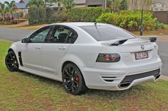 2012 Holden Special Vehicles Clubsport E Series 3 MY12.5