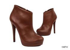 Botas y Botines #booties #heels