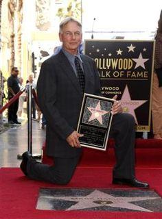 'NCIS' star @Mark Harmon receives star on Hollywood #Walk of #Fame on 10/1/12 via @L.A. Daily News http://celebhotspots.com/hotspot/?hotspotid=25124&next=1
