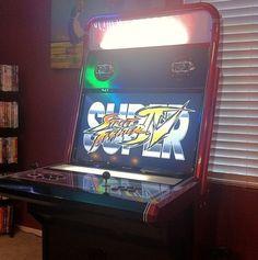 Custom Arcade Unit.