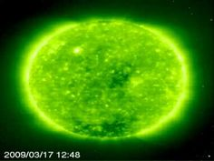 hundreds of ufos around our sun this is not a joke its very real part 1