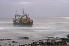 Wreck, Swakopmund, Namibia Africa Travel, Us Travel, Land Of The Brave, Abandoned Ships, Desert Dream, Travel Memories, Paladin, West Africa, Sailors