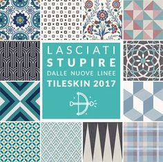 TileSkin è un innovativo sistema di Decorazioni Adesive per Piastrelle e Pavimenti. Sfoglia il catalogo e trova gli Adesivi per Piastrelle più adatti a te!