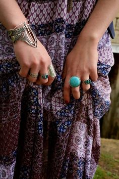 love the rings ♥