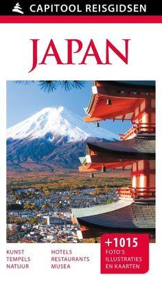 Reisgids Capitool Japan | Unieboek