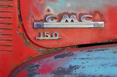 GMC--love our GMC truck!
