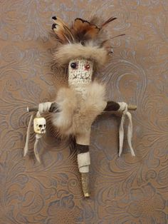 Voodoo Doll by QueensDungeon on Etsy