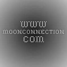 FASES DE LA LUNA. www.moonconnection.com