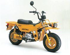 HONDACT50 Motra