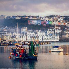 travelthisworld:  Brixham, Devon, England | by Fragga