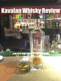 Kavalan whisky review - www.drinkingondimes.com