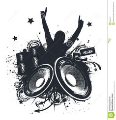 Music Hands Up Stock Image - Image: 6618791